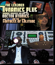 Album Cover: Doctor Atomics and the Fortress of Solitude