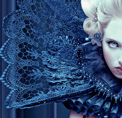Chaos Legion concept art Queen Bashal of the Van-Goths