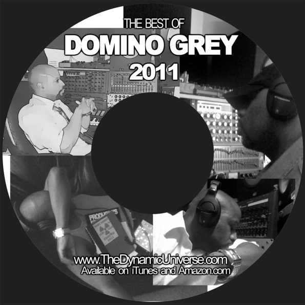 Album artwork for The Best of Domino Grey 2011