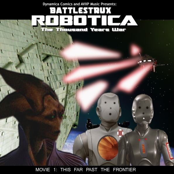 Robotica Movie I This Far Past the Frontier