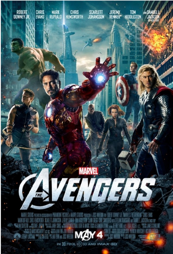 TheDynamicUniverse Movie Review The Avengers