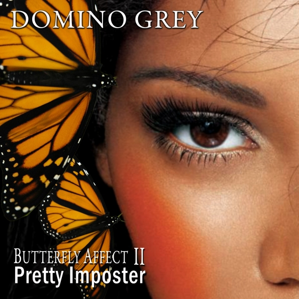 Butterfly Affect 2 album cover for Domino Grey