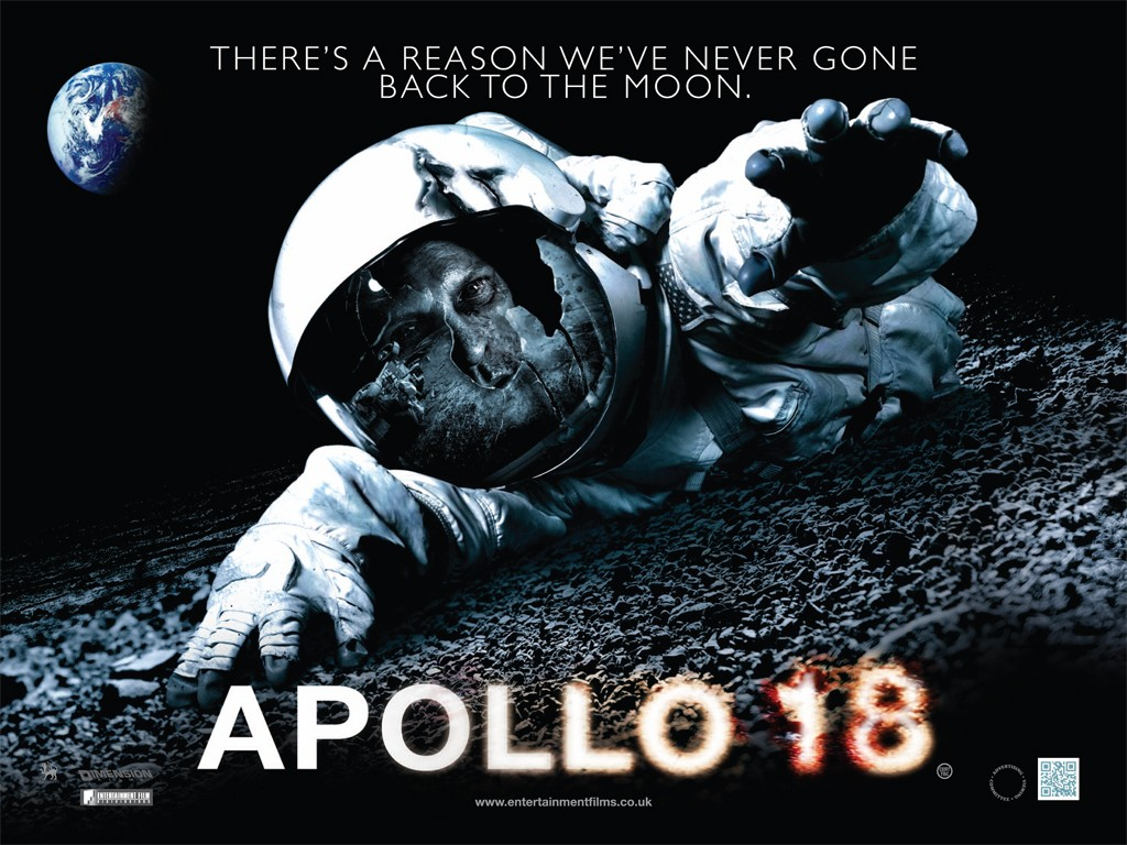Movie Review Apollo 18   The Dynamic Universe Blog