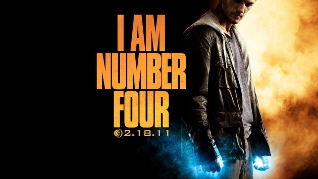 Movie Review I Am Number Four | The Dynamic Universe Blog I Am Number Four Movie Poster