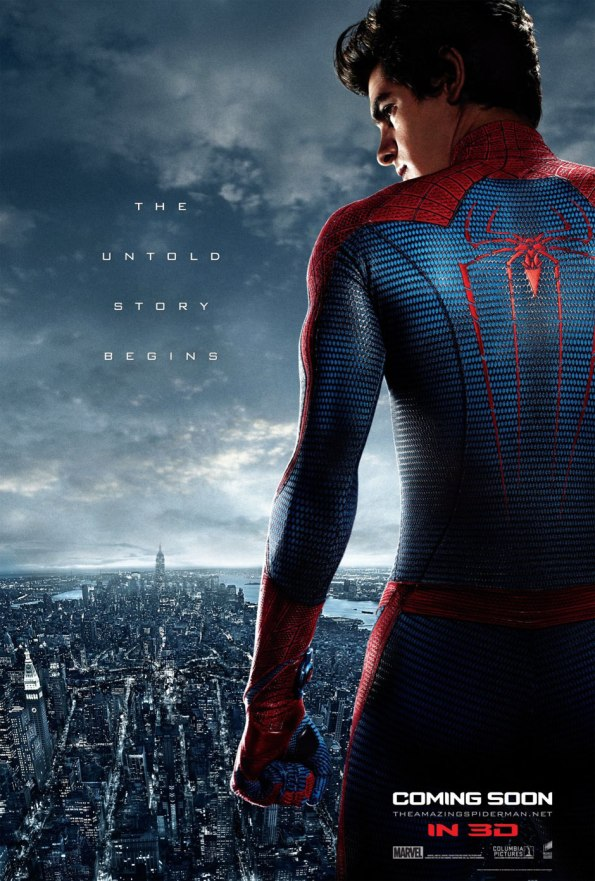 The Amazing Spider-Man movie Poster 2012