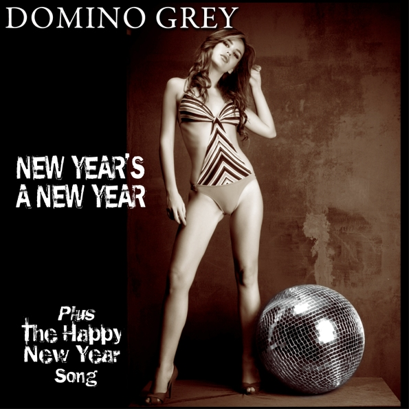 Album Artwork Domino Grey New Year's A New Year