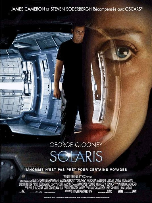 Solaris 2002 movie poster