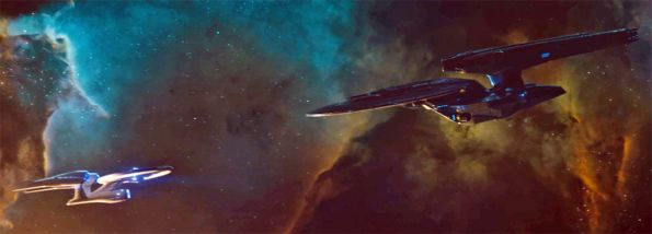 Star trek Into Darkness Dreadnaught