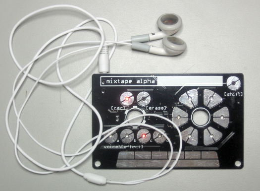 Mixtape Alpha Synthesizer