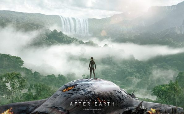 After-Earth-Movie poster