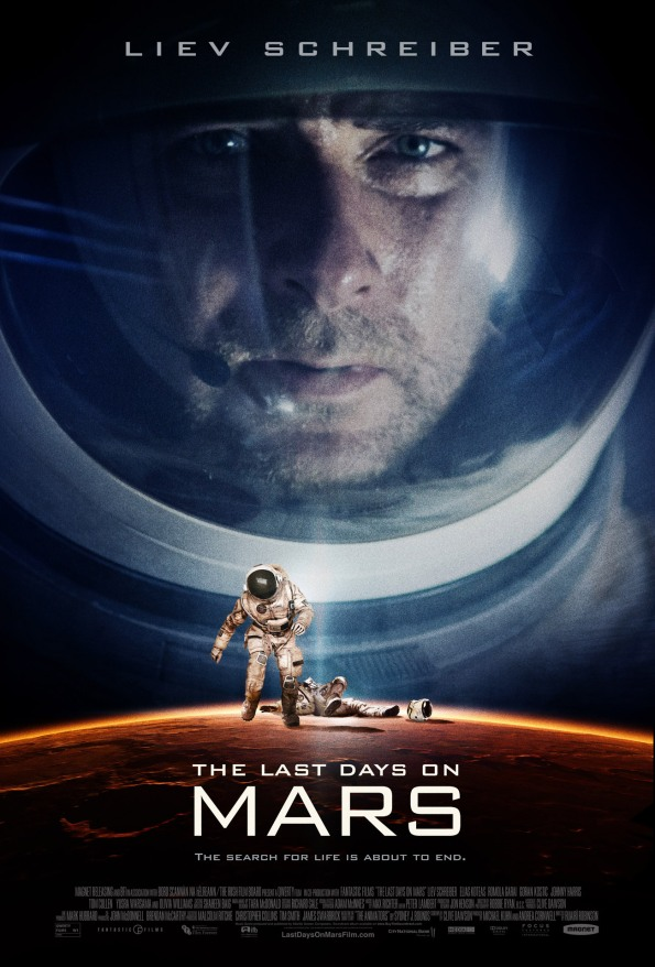The Last Days on Mars movei poster