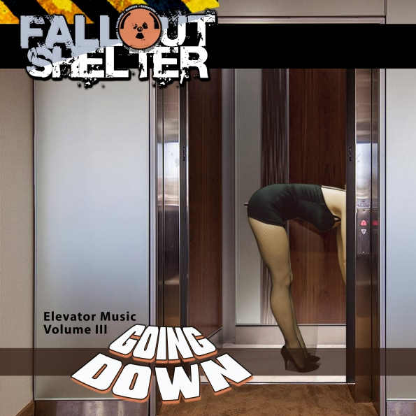 Fallout Shelter Going Down album cover