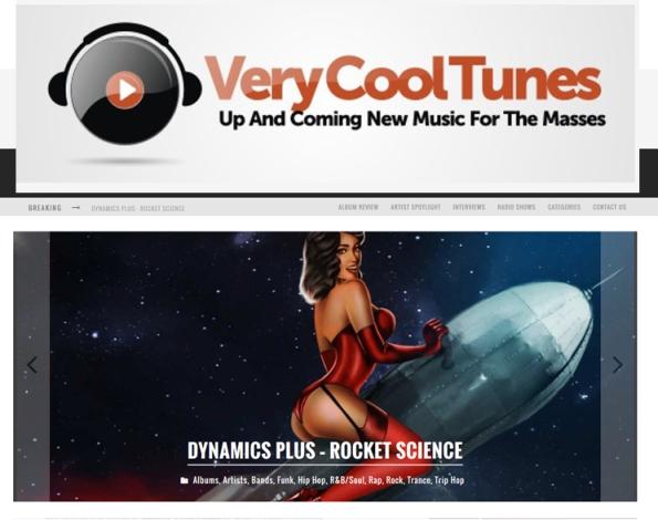 VEryCoolMusic Banner Logo