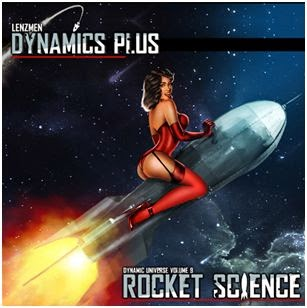 Rocket Science album cover