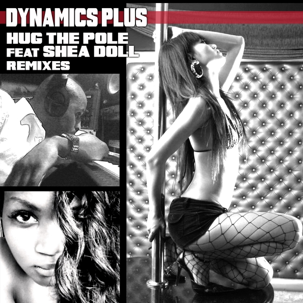 Hug The Pole Remixes Album Cover