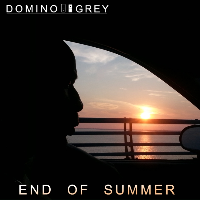 Domino Grey End of Summer Cover