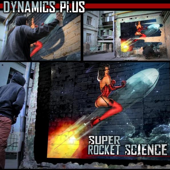 Rocket Science album artwork
