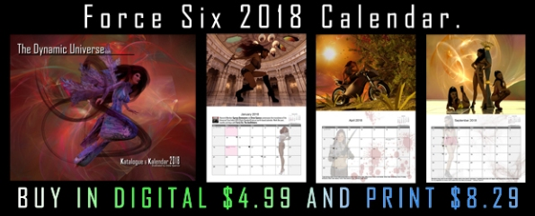 Force Six Kalendar banner